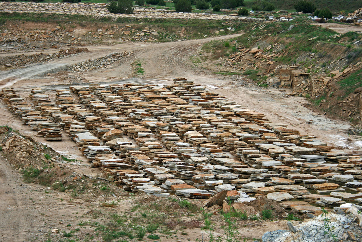 Siloam Stone Natural Sandstone Products Colorado Quarry