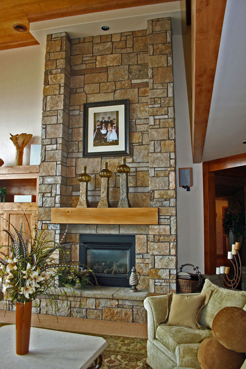 full thickness stone veneer colorado quarry denver