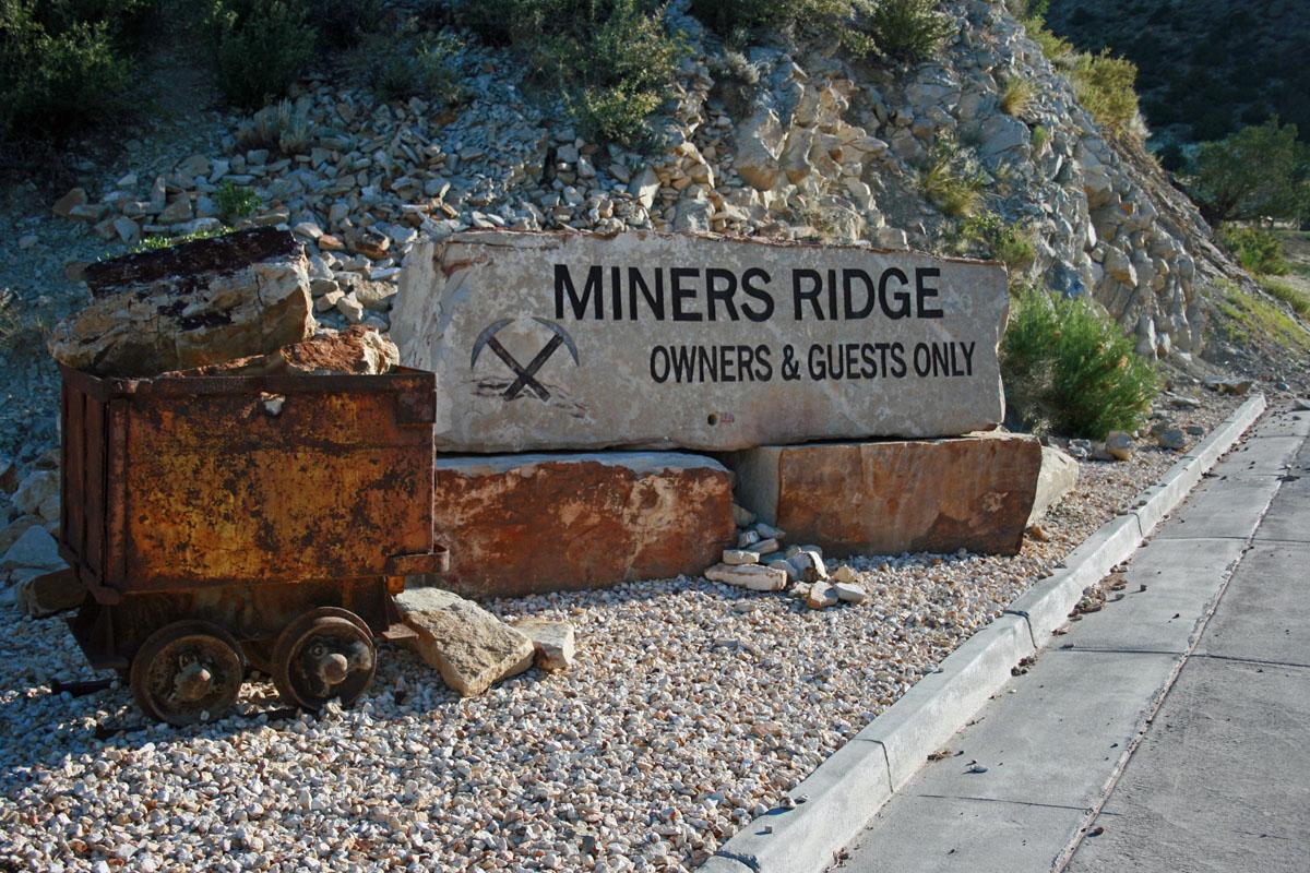 Siloam Stone Signs Bridges Landmarks Colorado Quarry
