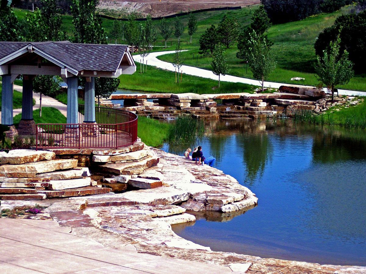 Siloam Stone Water Features Colorado Quarry Denver