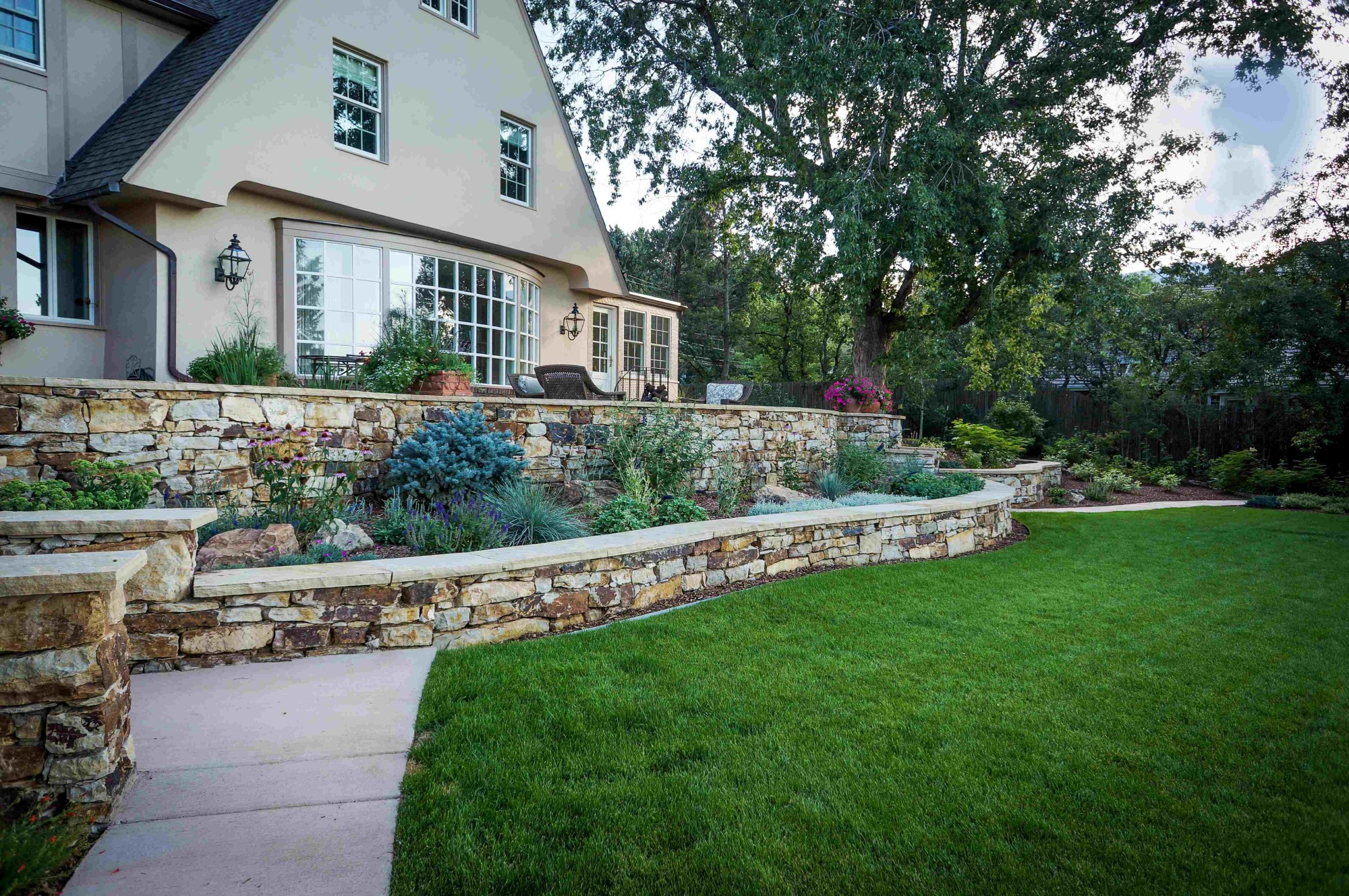 Colorado Residential Landscape Design
